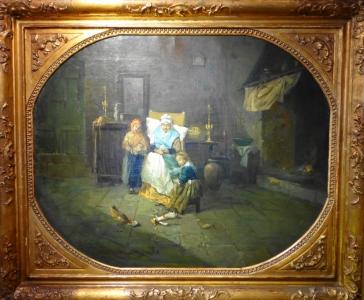 Trezzini Angelo (1827 – 1904)