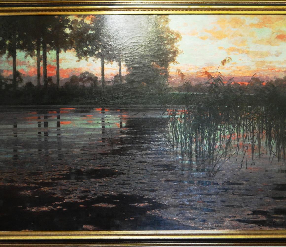 PALMIER CHARLES JOHANN (1863 – 1911)